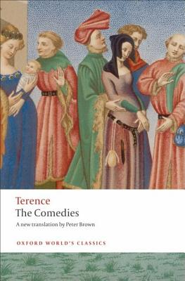 The Comedies By Terence/ Brown, Peter (TRN)